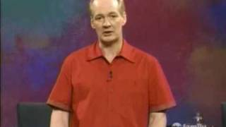 Whose line is it Anyways US - Scenes from a Hat - Bald jokes - Its comedy