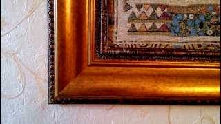 Рама для картины из багета № 984 - 06 from luxury #Gobelens(Не забывайте ставить ЛАЙК, если конечно понравилось!)) ☆ ▷ Желательно смотреть в HD качестве ✓ Больше..., 2013-10-25T19:59:33.000Z)