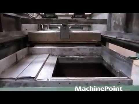 ILLIG SB74 C3 Used Thermoforming Machines MachinePoint