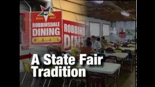 A Robbinsdale-based Non-profit Runs One Of The Oldest Diners At The Fair