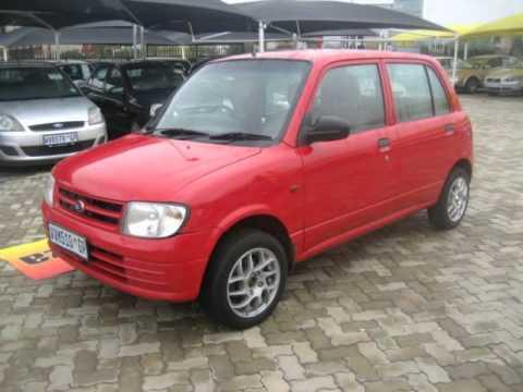 1999 Daihatsu Cuore 1 0 Econo Auto For Sale On Auto Trader South