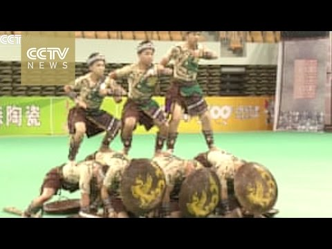 Watch the exotic dance of She People of China