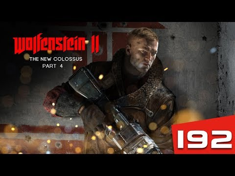 Wolfenstein II: The New Colossus | LIVE #192 | Sfarsit