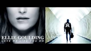 Fade Me Like You Do (Alan Walker/Ellie Goulding - Mashup)