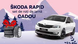 Skoda Rapid - Bucurati-va de libertate in doi