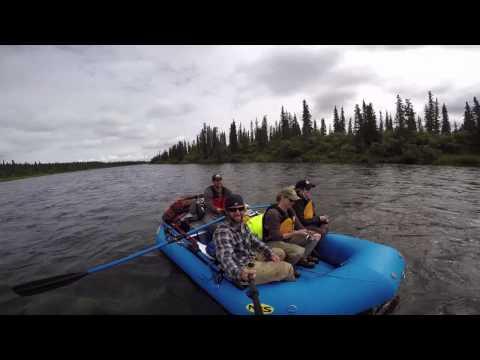Katmai National Park & Preserve Fishing and Bear Viewing Float Trip
