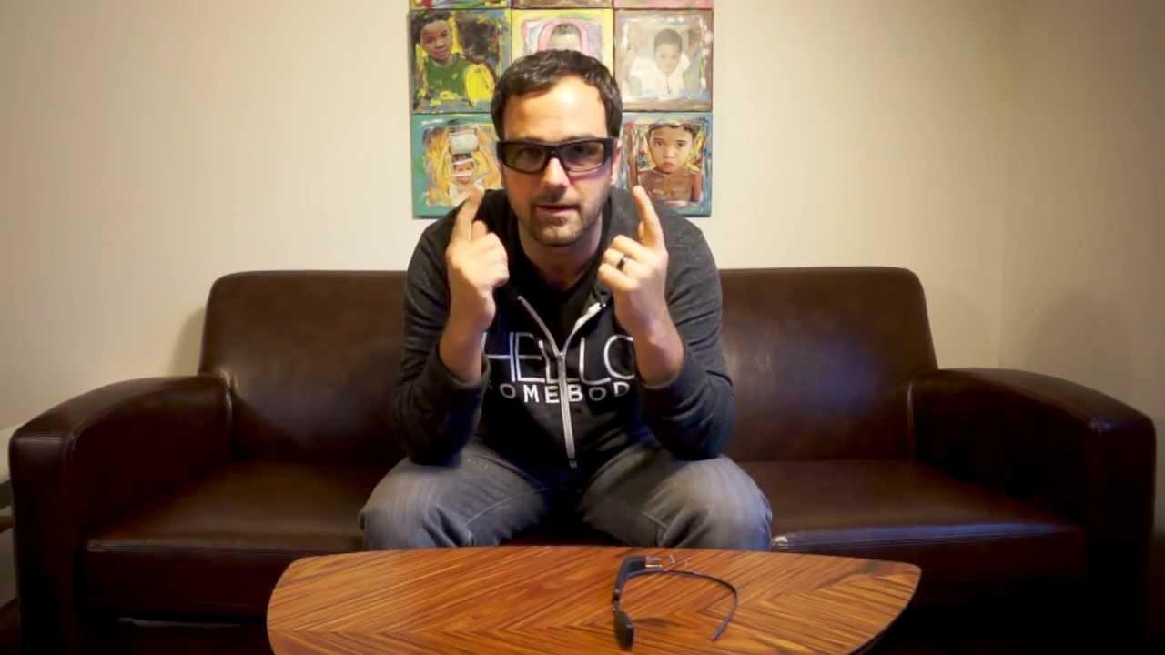 331b52b4f5b4 Video Recording Glasses Review  Pivothead   Google Glass - YouTube