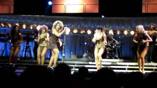 Tina Turner: Live In Concert Tour 2009 @ The O2 London HD 08/03/2009