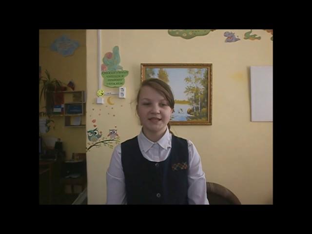 Изображение предпросмотра прочтения – МарияПавлова читает произведение «Как здорово, что мама есть на свете!» М.С.Сафиулина