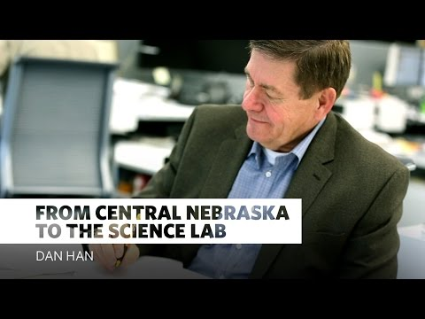 Dan Hahn - From Central Nebraska to the Science Lab