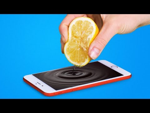 27 EASY PHONE HACKS AND DIYs