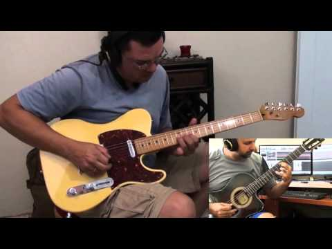 Queensryche  Silent Lucidity Guitar   Michael Bonet and Marcos Camacho