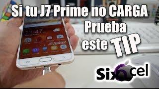 J7 Prime no carga *puedes probar este TIP*