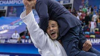 Чемпіонат світу з дзюдо у Баку: новий чемпіон в категорії понад 100 кг...