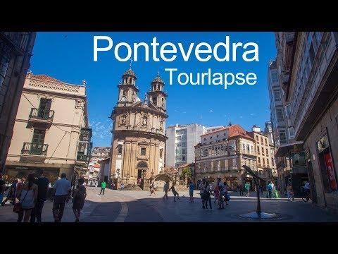 Pontevedra cuenta ya con su primer tourlapse
