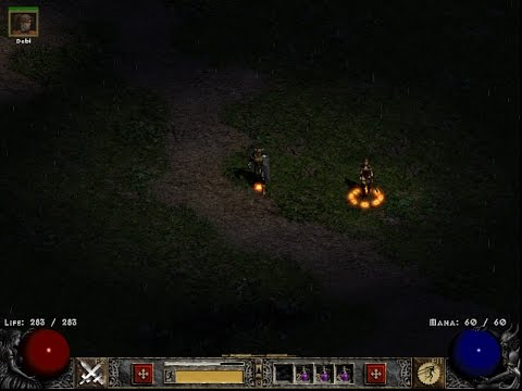 Diablo 2 Hardcore How To Ebug A Helm (Example) 2016