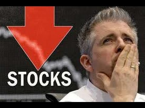 Dow Jones & Gold Have First Historical Triple-Digit Loss IN US HISTORY!
