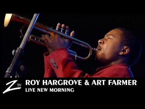 Roy Hargrove & Art Farmer - Ow ! - LIVE HD