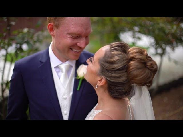 Pam & Curtis - Sydney Wedding