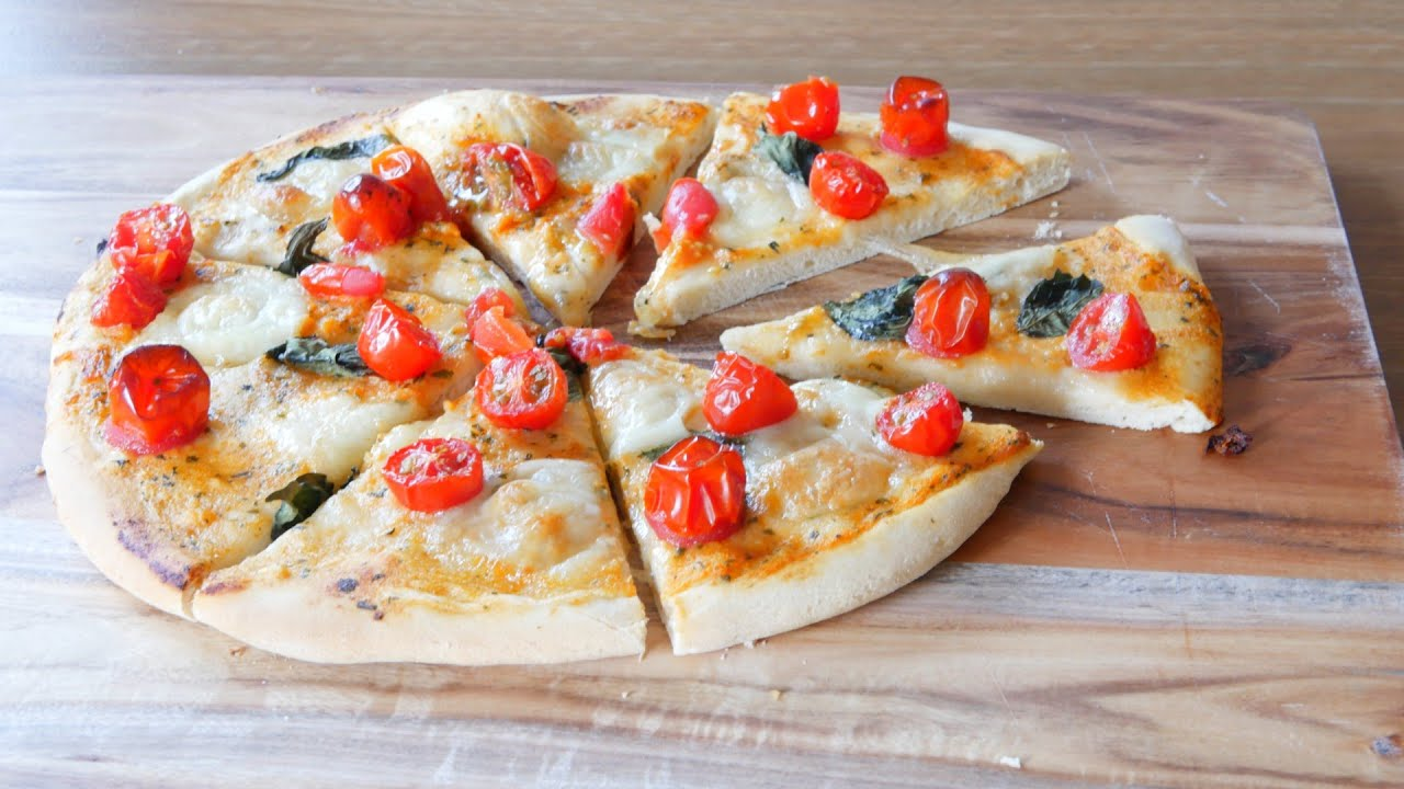 How to make homemade pizza recipe easy homemade pizza dough recipe how to make homemade pizza recipe easy homemade pizza dough recipe my cooking channel forumfinder Gallery