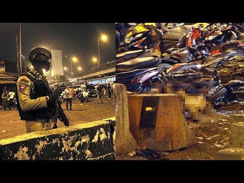 Berikut Kronologi Ledakan Bom di Kampung Melayu Jakarta Timur