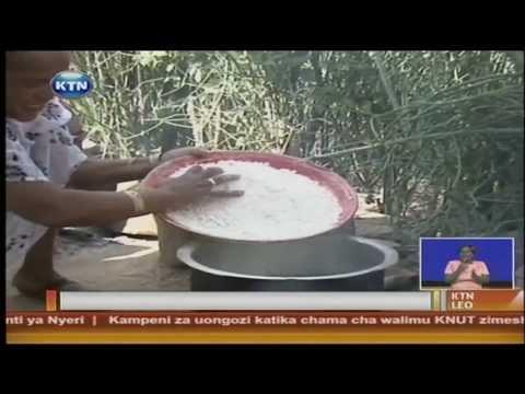 Vyakula vya Waburji vinavyodumu mwaka