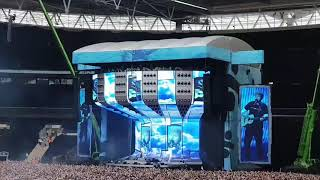 Baixar Ed Sheeran Live at Wembley Stadium featuring Stormzy JAMIE Lawson & Anne Marie Shape of you surprise