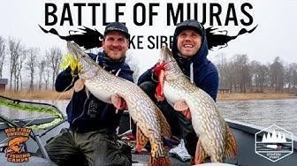 Battle of Miuras - Lake Sibbo (Drömfiske efter gädda!)