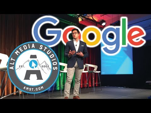 Alt Media Studios at the 2017 NY Google Paid Search Advertising Conference