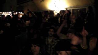 DJ STRETCH ARMSTRONG - PLANTING SOME MUSIC IN 2010 - LIVE @ DO-OVER NEW OVER 1.1.10