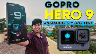 GoPro Hero 9 Unboxing In Tamil | Vlog Test | Irfan's View