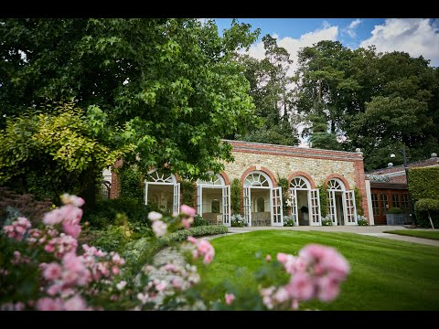 Kent Wedding Venue, The Orangery (Virtual Tour)