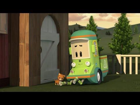 Робокар Поли - Приключение друзей - Новый друг (мультфильм 4 в Full HD)