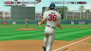The Bigs Nintendo Wii Gameplay - Rough Day for Rookie