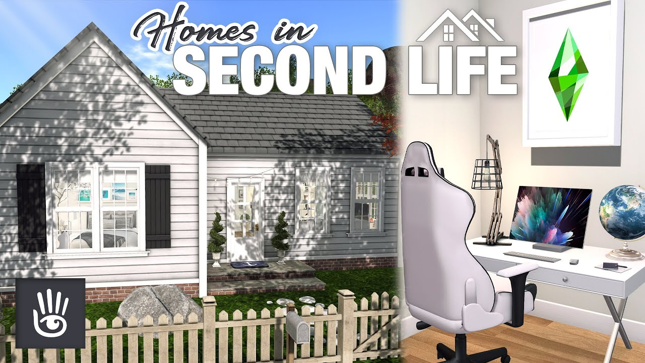 SIMS 5 MULTIPLAYER CONFIRMED BY EA! (My Wants Whilst Decorating In Second Life)