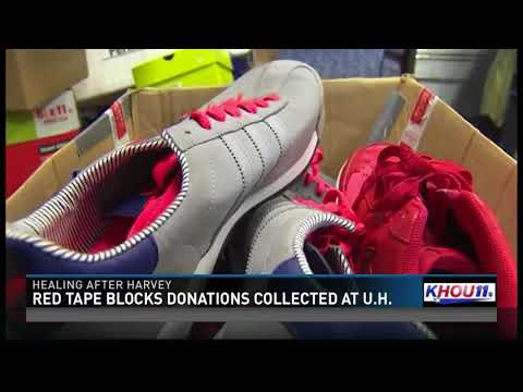 Red tape blocks donations at UH