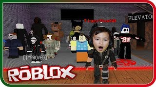 The Scary Elevator Roblox  - TigerBox HD