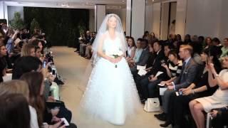 Bridal Spring 2014 Fashion Show | Carolina Herrera New York