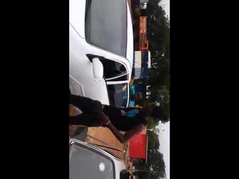 Sakawa Boys Outdoors a New Car