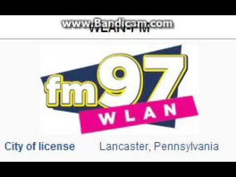 "REDIO 2015 EXTRA: WLAN-FM 96.9: ""FM97"" Lancaster, PA  4pm TOTH ID--10/31/15"