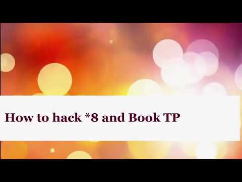 JX2 How To Hack babay x8 and book TP