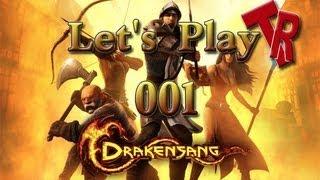 Let's Play Das Schwarze Auge: Drakensang #001 - Prolog [Deutsch/HD]