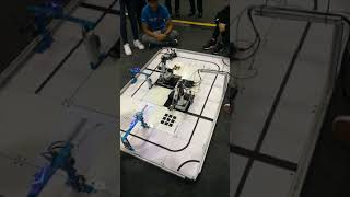 University Team - Robotic Competition with DOBOT Magician