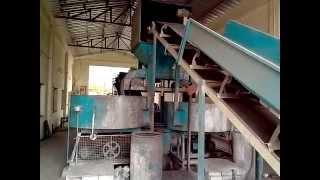 Fly ash bricks making machine with batching plant | Karmyog Hi-Tech Machineries