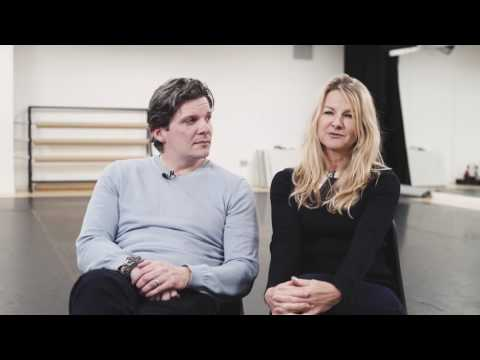 Nigel Harman & Sarah Hadland On What's In A Name?