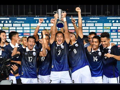Cambodia vs Timor Leste (AFF Suzuki Cup 2016: Qualification Round)