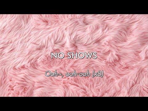 NO SHOWS - GERARD WAY (Lyric Video)