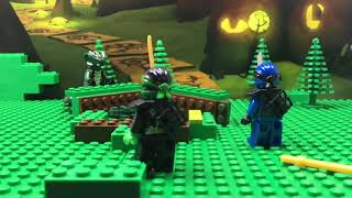 Lets Animate - Brilliant Brick Flicks - Ninjago - 01.08.18