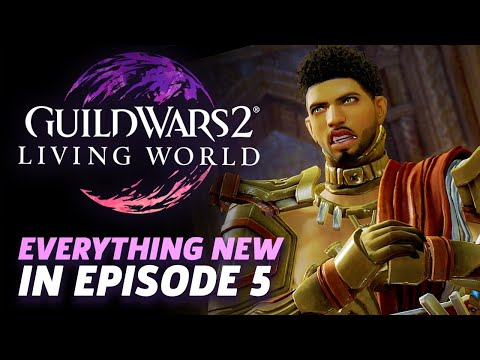 Everything New in Episode 5 Of Living World For Guild Wars 2 thumbnail