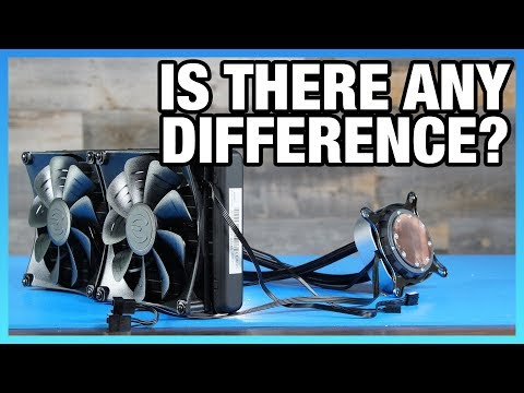 Challenger to the H100iV2: EVGA CLC 240 Review